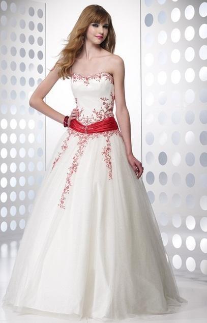 Alyce Designs Beaded Dress