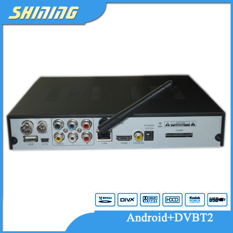 Android Dvb-T2 Тюнер