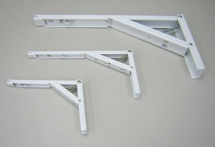 B-60 Length 60cm-heavy type Wide 6cm (1.9KG/pc) . & Taiwan Metal Cabinet Shelf Brackets | SECUTOR CORPORATION ...