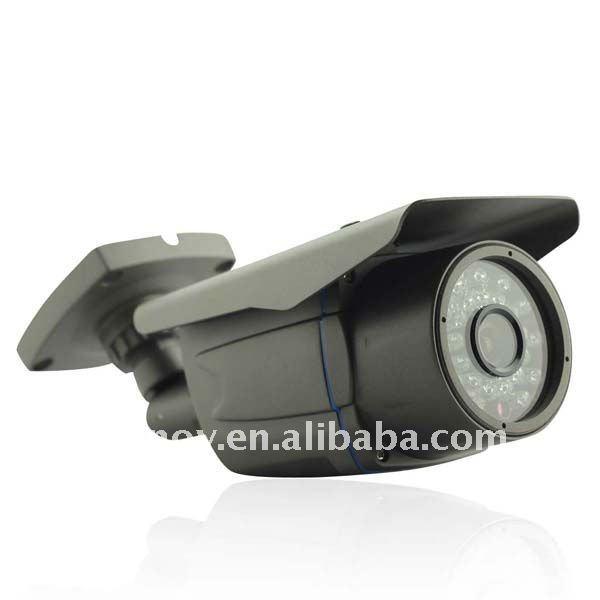 "1/4"" Sharp 420TVL IR color waterproof bullet camera E72"