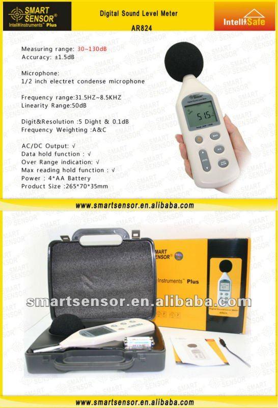 Sound Level Meter AR824