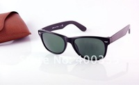 Мужские солнцезащитные очки Unisex sunglasses high quality Leopard Acetate sunglass Glass lens New with package 2132 902 55mm