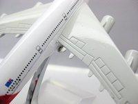 Игрушечная техника и Автомобили , b747/400 QANTAS, 16 ,  airbus B747-400