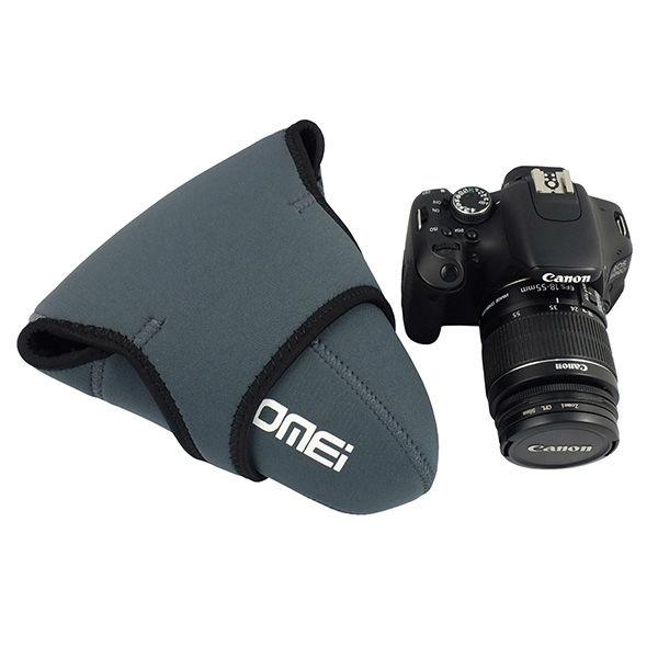 Zomei Black&grey color neoprene waterproof inner bag camera soft pouch