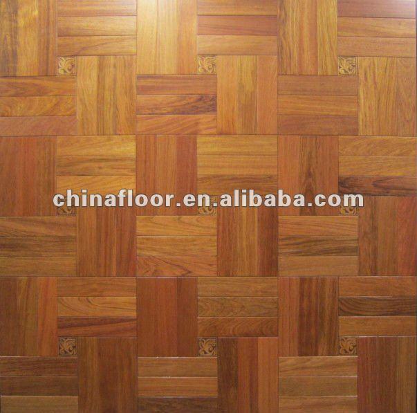 bathroom option burma teak solid wood flooring parquet view teak