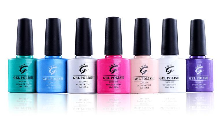 IBN Shellac Nail Gel Polish Factory Selling IBN Shellac 85 Colors