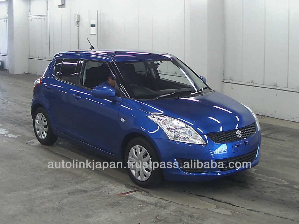 ALJ-W-20687 SUZUKI SWIFT CAR ZC72S - 1.2XG GRADE - 2011/OCT
