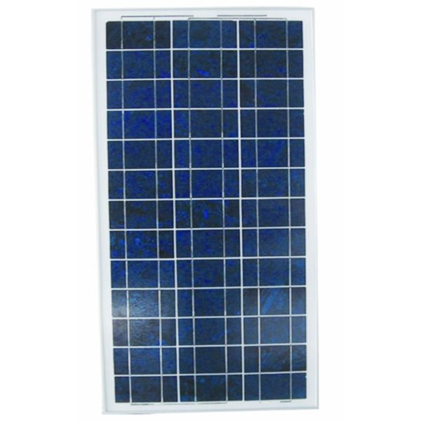 solar panels poly 60w18v with cables and plugs