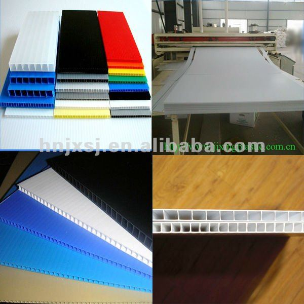 Corrugated Polypropylene Sheet,Fluted Polypropylene Sheet