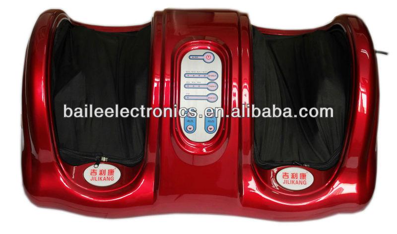 china ningbo home appliance health care equipment foot massage machine personal massager jlk-001