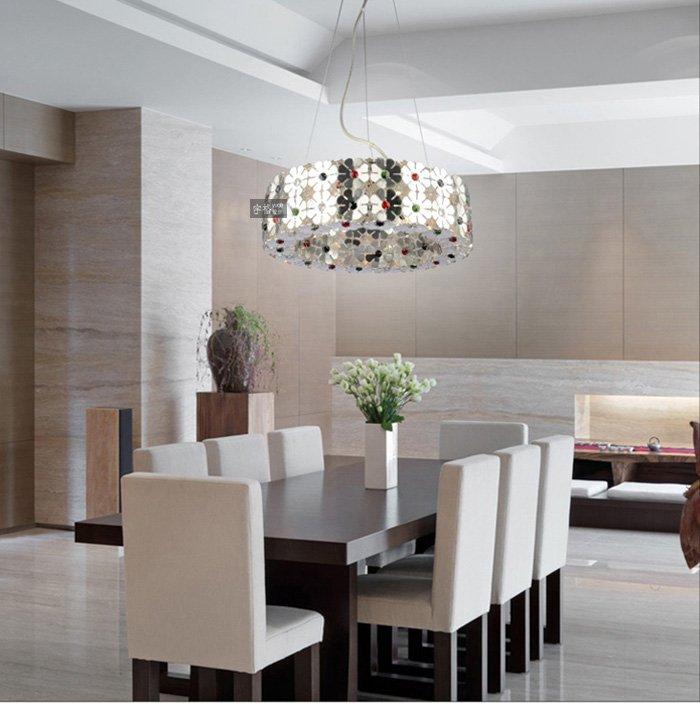 Env o gratis 8 bombilla g4 luces colgantes con material - Sillas colgantes del techo ...