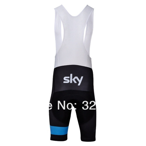 2013 Sky team pro cycling bib shorts.jpg