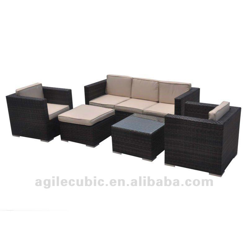 10239 corde abaca meubles canap en osier rotin id de - Canape en osier ou rotin ...