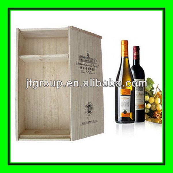wooden box slide