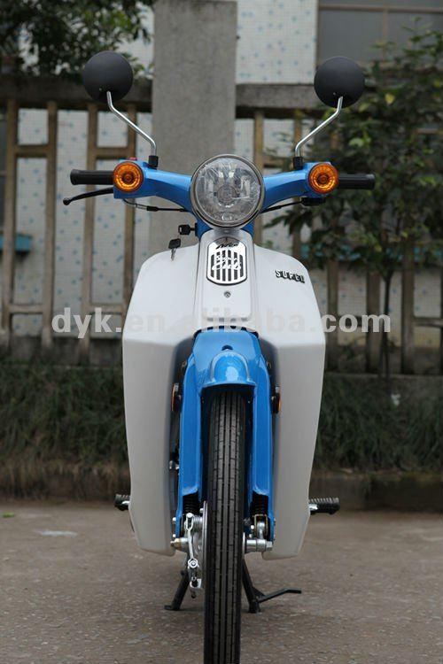 Super Cub KA110-7A Motorcycle 110cc EEC blue