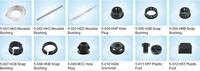 Болт 4 * 18MMDouble pit Black | LED lamp | Spacers | gel column | Dual Hang environmental