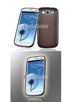Чехол для для мобильных телефонов Stylish Solft TPU Gel Silicone Skin Cover Case for Samsung Galaxy S 3 SIII i9300 [21371|99|01