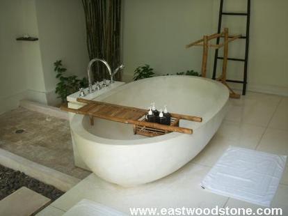 Granito grigio pietra bianca basalto vasca da bagno scarpa vasche ...