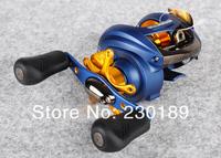 мощность & скорость Улучшенный olympus рыболовные катушки dbr 10В ecooda приманки castig катушки 6.2:1 4 + 1bb