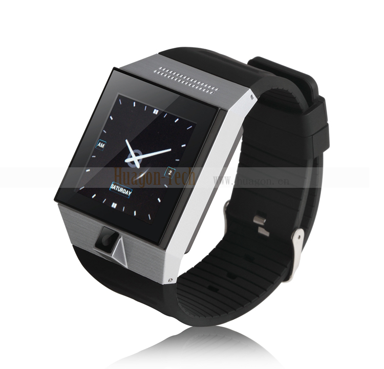 Bluetooth smart watch phone with camera android OS v4.04