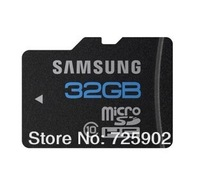 Мобильный телефон Retail Capacity 32GB Micro SD TF Flash Memory Card Mobile Series class 10 SDHC with adapter SD card High Quality