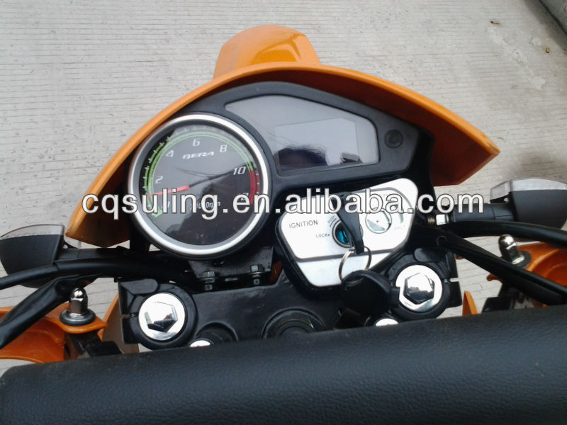 2013 cheap new model 200cc South America Dirt Motorcycle