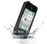 Чехол для для мобильных телефонов The best waterproof case, waterproof skin for iPhone 4&4s, lifeproof product, Black, pink, white, purple color