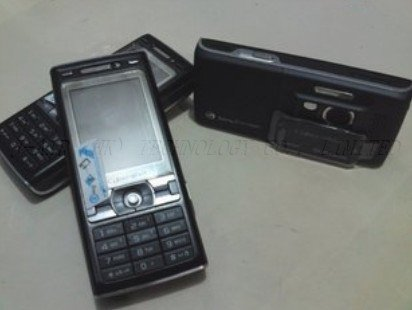 Original Sony Ericsson k800 k800i cell phones 3G 3.2MP camera bluetooth mp3 player brand mobile phones free shipping