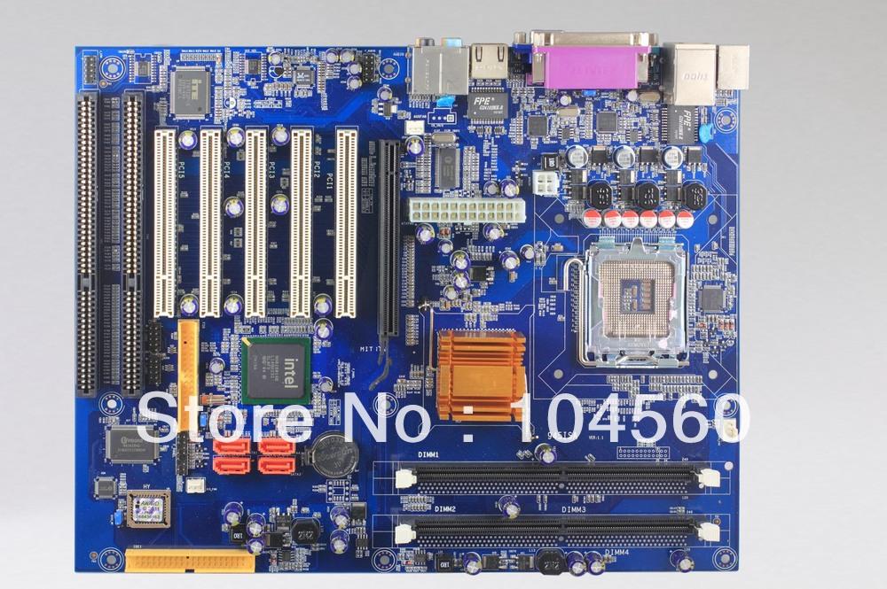 slot 775 motherboard
