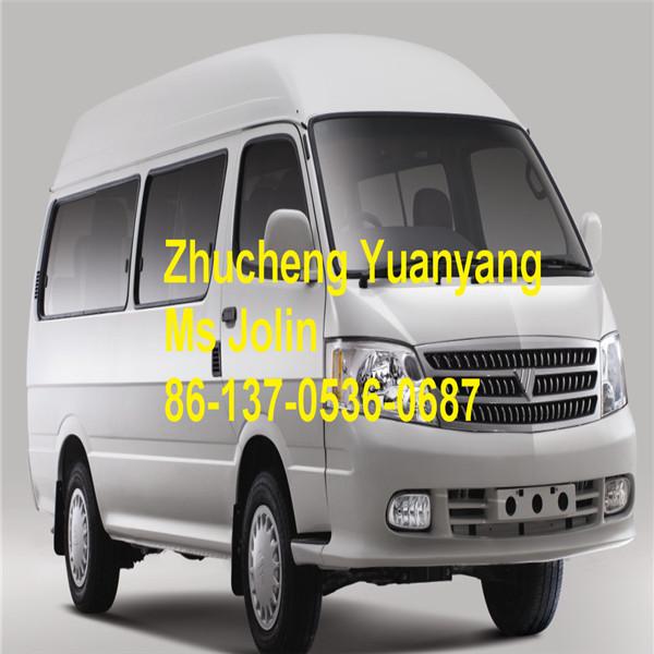 14 Lugares Diesel Foton Minibus/Mini Van