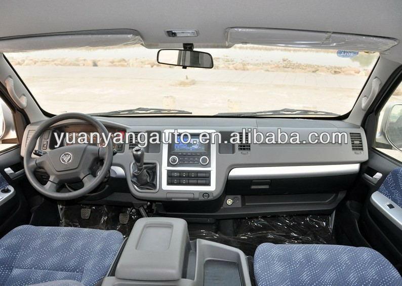 16 Seats Petrol Foton View CS2 Passenger Van