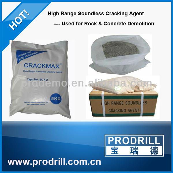 High Range Soundless Cracking Agent