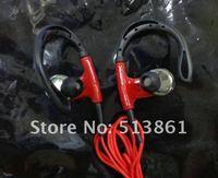 Наушники 2012 Cheap Hot items Ear Hooks headphone, BEST Portable headset, Mini sport headphoe
