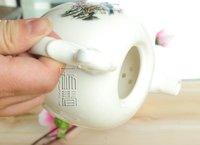 Посуда Acupspring 7pcs , Porrtery Teaset,  TY04