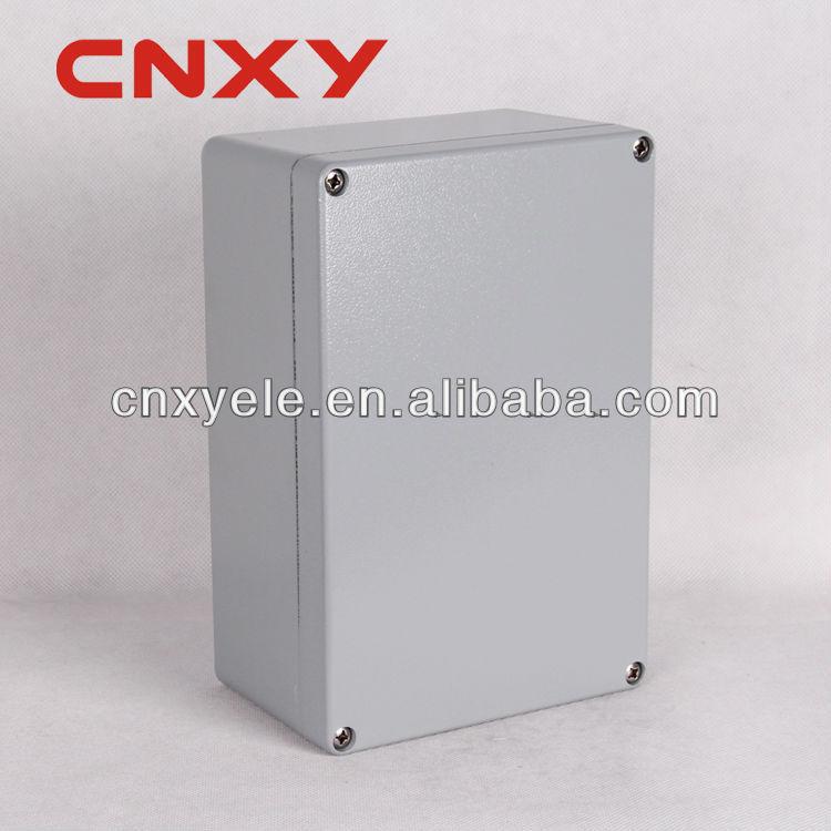 Customized Aluminum Box For Electronic Product Enclosure