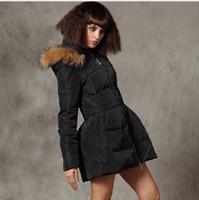 Женские пуховики, Куртки 2012 Women thicker down jacket, Blue, Pink, Black Green #4505