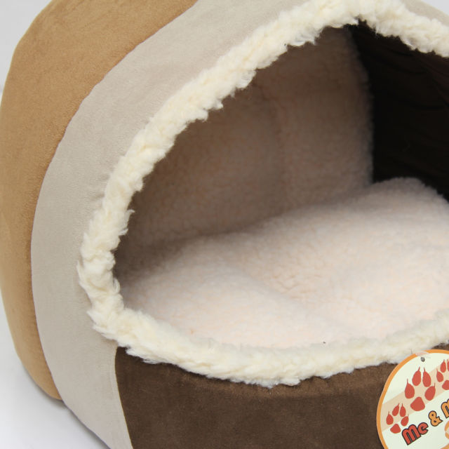 M060 Luxury Soft Plush Cat & Dog Pet Bed Warm House Mat
