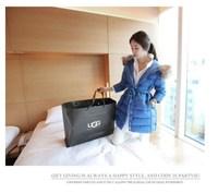 Женские пуховики, Куртки New 2013 Arrival Winter Casual Novelty Solid Women Down Coat Long Hooded Sashes Fur Collar Warm Xxl Blue Brand Jacket a0149