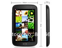 Freelander PD10 Quad Core Tablet PC 7 Inch IPS Screen Exynos 4412 Android 4.0 2GB RAM 16GB GPS Bluetooth Dual Camera HDMI Black
