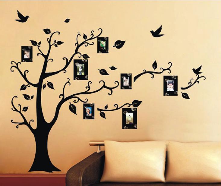 Трафареты для стен фото