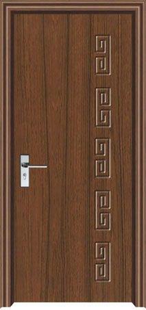 Fashionable teak wood carving doors pj 117 buy teak wood for New single door design