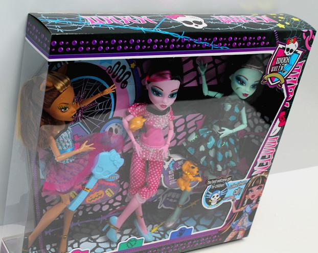 Кукла - Clawdeen + + 3dolls