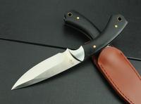 Охотничий нож Han road 5 cr13 Brown bear