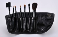 Кисти для макияжа shopping makeup tools 7pcs make brush classical practice makeup brushes, black makeup brush