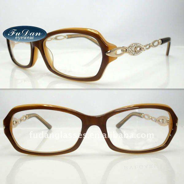 Reading Eyeglass Frame Numbers : BV 4030-B 5032 Light Brown reading glasses 2012 eyeglass ...