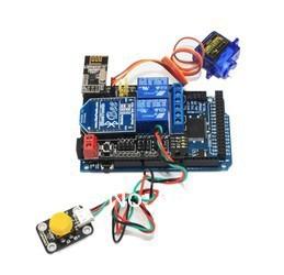 interfacing arduino coordinator with ethernet shield