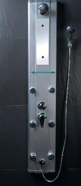 Plastic Shower Panel massage style