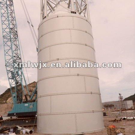 Ciment silos, machine à béton à vendre