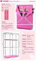 Различная металлическая мебель жуткий дом Q104
