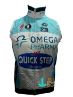 Quick step gilets